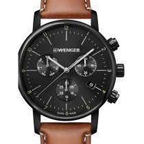 Wenger 01.1743.115 Urban classic chronograph 44mm 10ATM