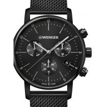 Wenger 01.1743.116 Urban classic chronograph 44mm 10ATM