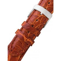 Morellato A01U0518339041CR18 Brown alligator Watch Strap 18mm