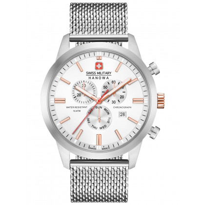 Swiss Military Hanowa 06-3332.04.001.09 chrono classic II 45mm 10ATM
