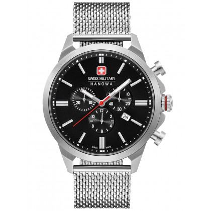 Swiss Military Hanowa 06-3332.04.007 chrono classic II 45mm 10ATM