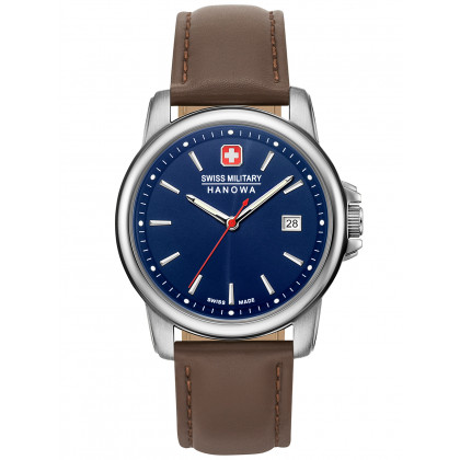 Swiss Military Hanowa 06-4230.7.04.003 Swiss Recruit II men´s 39mm 5ATM