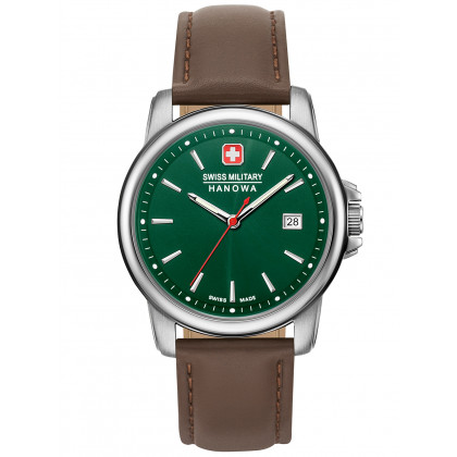 Swiss Military Hanowa 06-4230.7.04.006 Swiss Recruit II Men's 39mm 5ATM