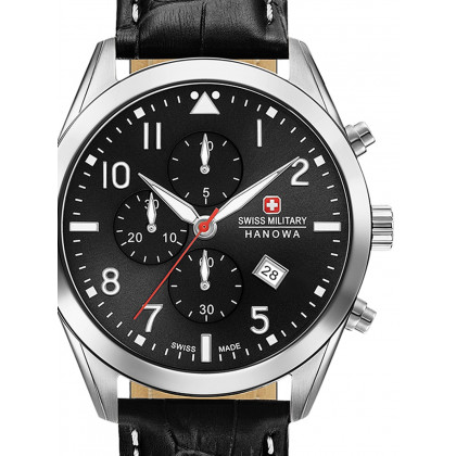Swiss Military Hanowa 06-4316.04.007 Helvetus chrono 43mm 10ATM