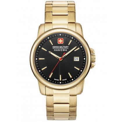 Swiss Military Hanowa 06-5230.7.02.007 Swiss Recruit II Men's 39mm 5ATM
