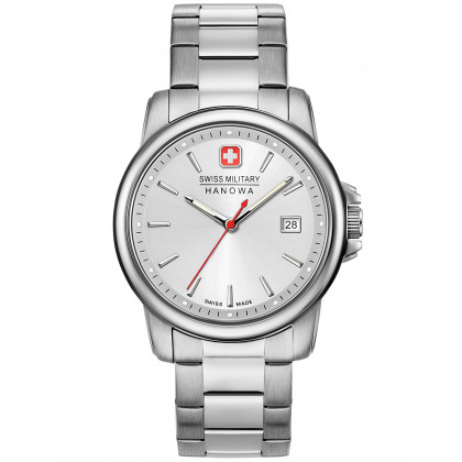 Swiss Military Hanowa 06-5230.7.04.001.30 Swiss Recruit II Men's 39mm 5ATM