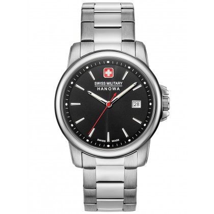 Swiss Military Hanowa 06-5230.7.04.007 Swiss Recruit II men´s 39mm 5ATM