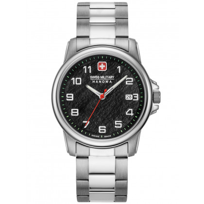 Swiss Military Hanowa 06-5231.7.04.007.10 Swiss Rock Men's 39mm 5ATM