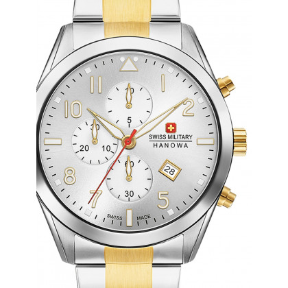 Swiss Military Hanowa 06-5316.55.001 Helvetus chrono 43mm 10ATM