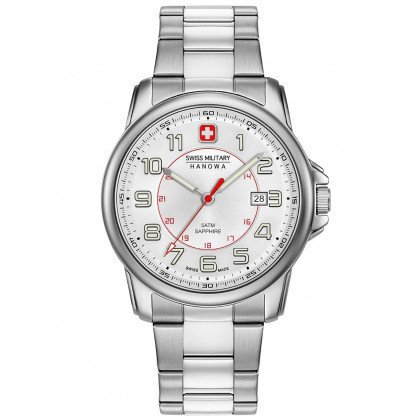 Swiss Military Hanowa 06-5330.04.001 Swiss Grenadier Men's 43mm 5ATM