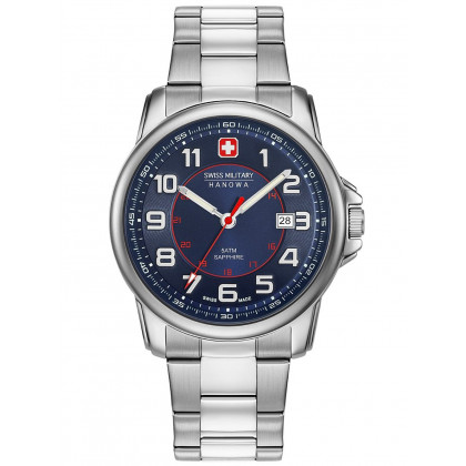 Swiss Military Hanowa 06-5330.04.003 Swiss Grenadier men´s 43mm 5ATM