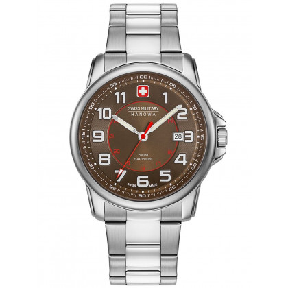 Swiss Military Hanowa 06-5330.04.005 Swiss Grenadier men´s 43mm 5ATM