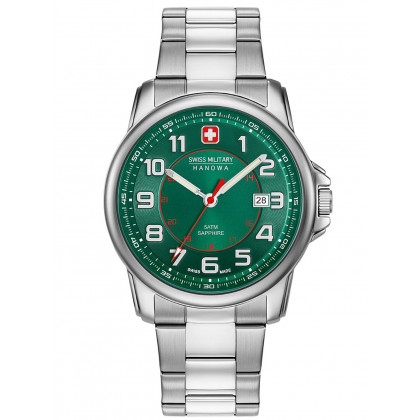 Swiss Military Hanowa 06-5330.04.006 Swiss Grenadier Men's 43mm 5ATM