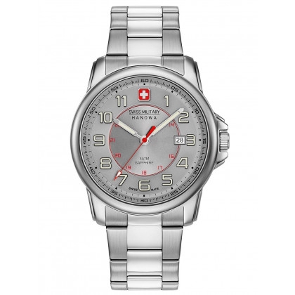 Swiss Military Hanowa 06-5330.04.009 Swiss Grenadier men´s 43mm 5ATM