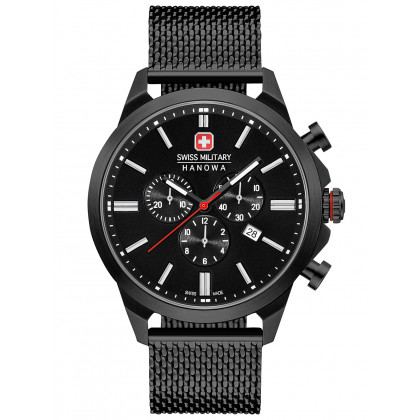 Swiss Military Hanowa 06-3332.13.007 Chrono Classic II 45mm 10ATM