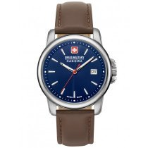 Swiss Military Hanowa 06-4230.7.04.003 Swiss Recruit II Men's 39mm 5ATM