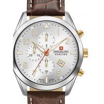 Swiss Military Hanowa 06-4316.04.001.02 Helvetus Chronograph 43mm