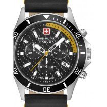 Swiss Military Hanowa 06-4337.04.007.20 Flagship Racer chrono 42 mm 10ATM