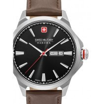 Swiss Military Hanowa 06-4346.04.007 Day-Date Classic 45mm 10ATM