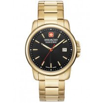 Swiss Military Hanowa 06-5230.7.02.007 Swiss Recruit II men´s 39mm 5ATM