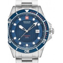 Swiss Military Hanowa 06-5315.04.003 Neptune Diver men´s 44mm 20ATM