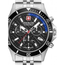 Swiss Military Hanowa 06-5337.04.007.03 Flagship Racer chrono 42 mm 10ATM