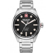 Swiss Military Hanowa 06-5345.7.04.007 Mountaineer men`s 42mm 10ATM