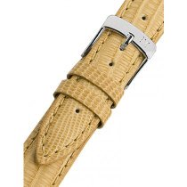 Morellato A01U0856041027CR20 beige Lizard Watch Strap 20mm