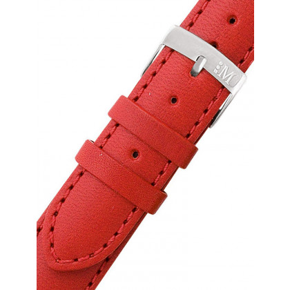 Morellato A01U0969087082CR18 Red Watch Strap 18mm