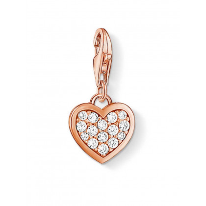 Thomas Sabo 0970-416-14 Charm Pendant ice heart