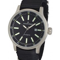 Jacques Lemans 1-1723D Porto Men's Automatic 48mm 10 ATM