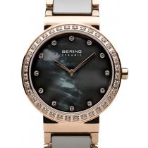 Bering 10725-769 ceramic ladies 25mm 5ATM