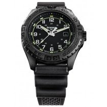 Traser H3 108672 P96 OdP Evolution black Men's 44mm 20ATM
