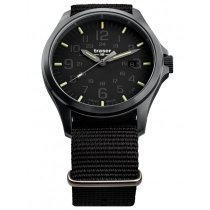 Traser H3 108744 P67 Officer Pro black Men's 42mm 10ATM