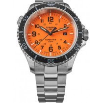 Traser H3 109381 P67 T25 SuperSub orange 46 mm diver 50ATM