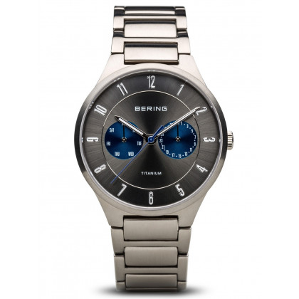 Bering 11539-777 Titanium men´s 39mm 5ATM