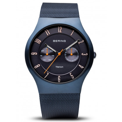 Bering 11939-393 Titanium men´s 39mm 5ATM