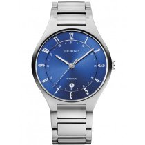 Bering 11739-707 Titanium Men's 39mm 5 ATM