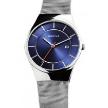 Bering 12939-007 Classic Men's 39mm 3 ATM