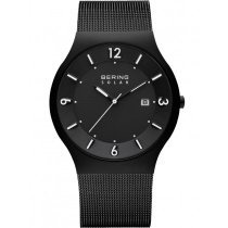 Bering SolarWatch Classic 14440-222 Men's 40mm 5 ATM
