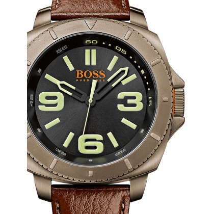 BOSS Orange 1513164 Sao Paulo Men's 50mm 5 ATM