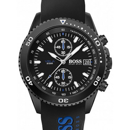 Hugo Boss 1513776 Vela Mens Chronograph 43mm 20ATM