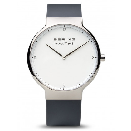Bering 15540-400 Max René men´s w. second strap 40mm 5ATM