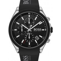 Hugo Boss 1513716 Velocity Chronograph Mens 44mm 5ATM