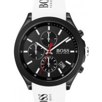 Hugo Boss 1513718 Velocity Chronograph Mens 44mm 5ATM