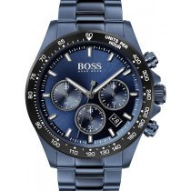 Hugo Boss 1513758 Hero Chronograph Mens 43mm 5ATM