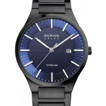 Bering 15239-727 solar men`s 39mm 10ATM