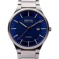 Bering 15239-777 solar men`s 39mm 10ATM