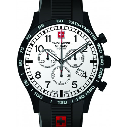 Swiss Alpine Military 1746.9872 chrono 43mm 10ATM