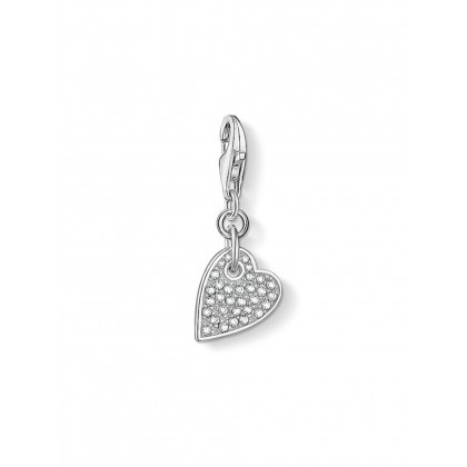 Thomas Sabo 1760-051-14 Charm Pendant Heart LOVE